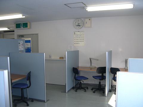 静かな教室画像