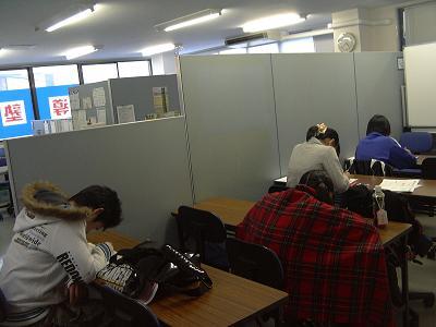 土曜英語リスニングと面接。画像