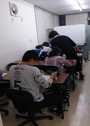 高校入試:土曜演習会後期スタートしました。画像