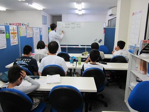 期末テスト対策講座を実施しました画像