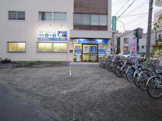 駐車場・駐輪場について画像